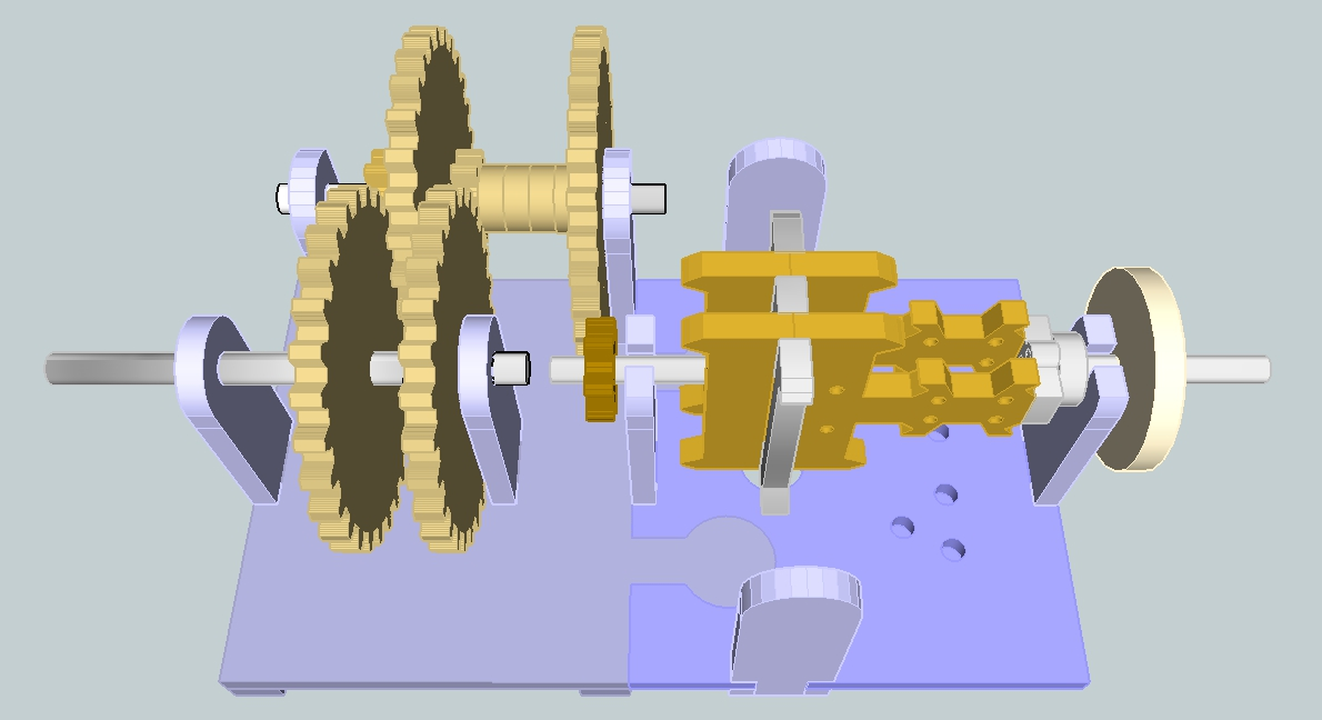 Inventorartist electric motor gearbox Electric motor with gearbox