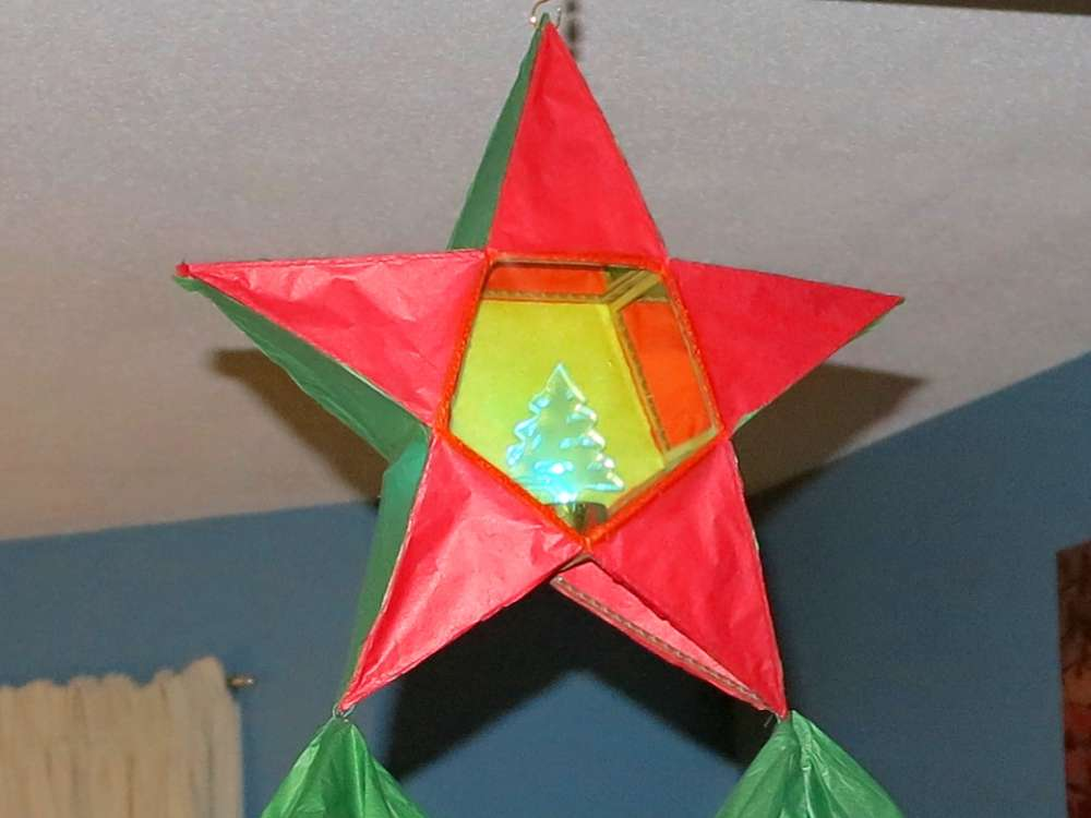Parol Lantern Assembly Instructions
