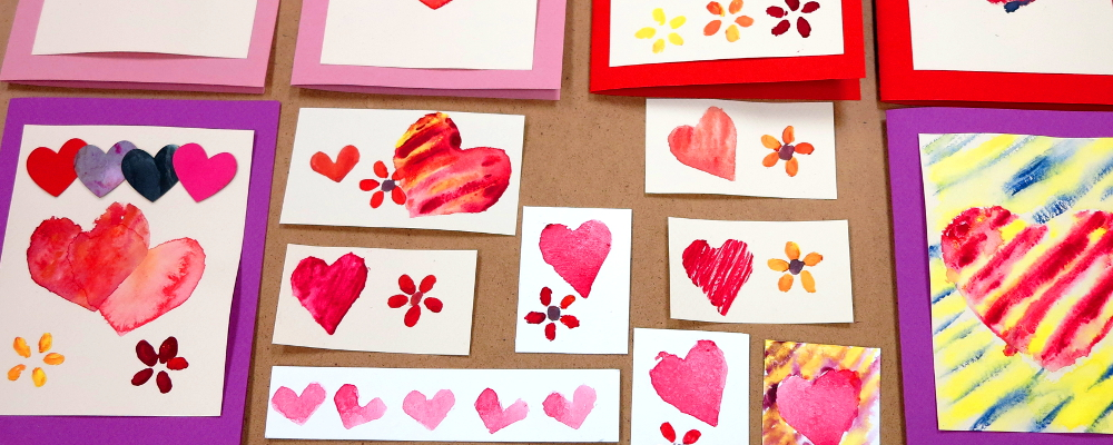 Make Your Own Valentines Cards