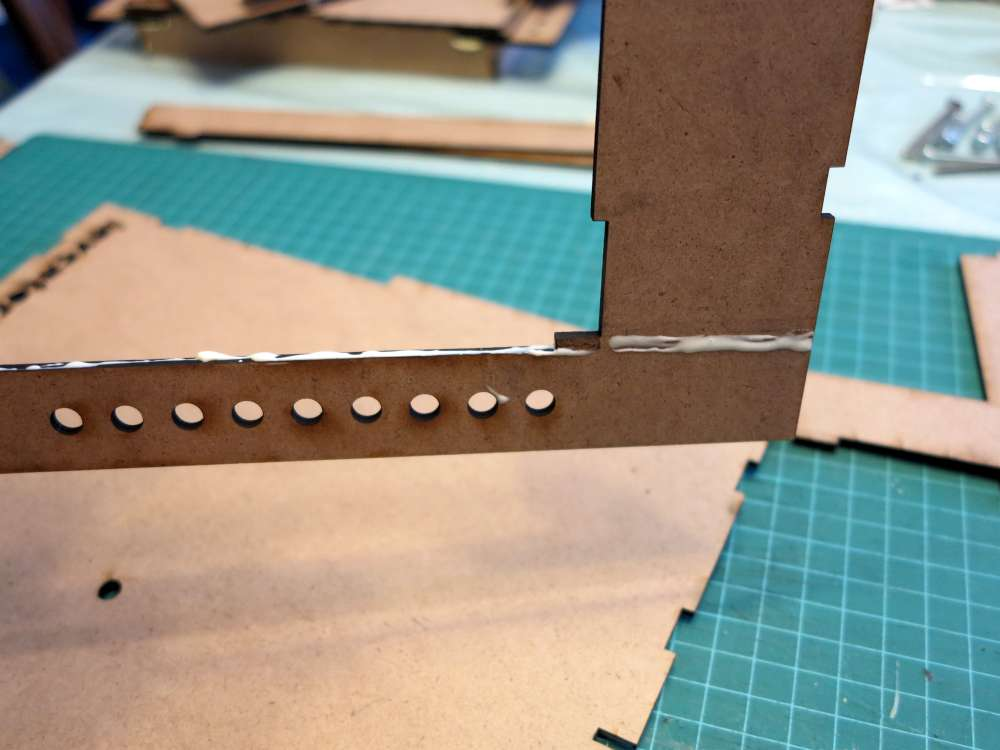 how to make a hot wire foam cutter table
