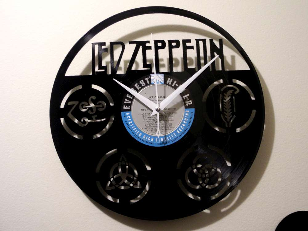 LedZepplinRecordClock