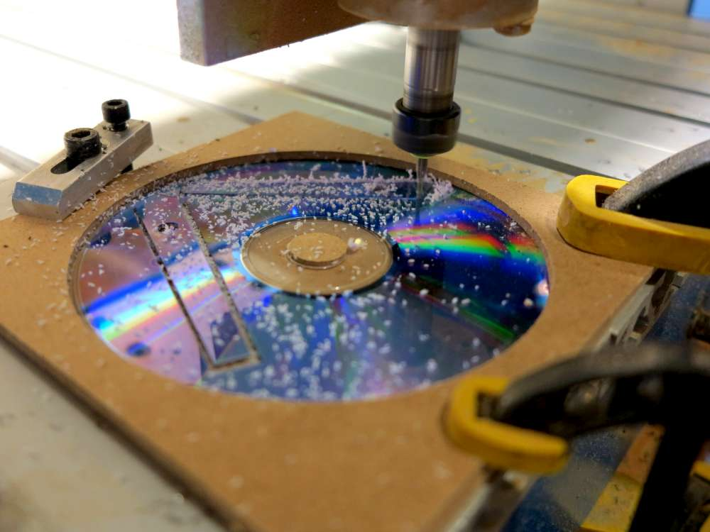 Inventorartist 187 Cnc Cut Cd 1000