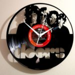 DoorsVinylClock