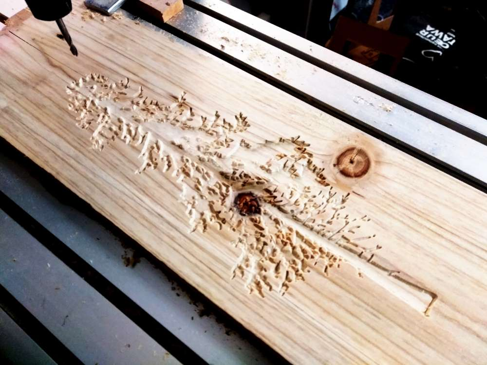 Inventorartist 187 Pallet Wood Art