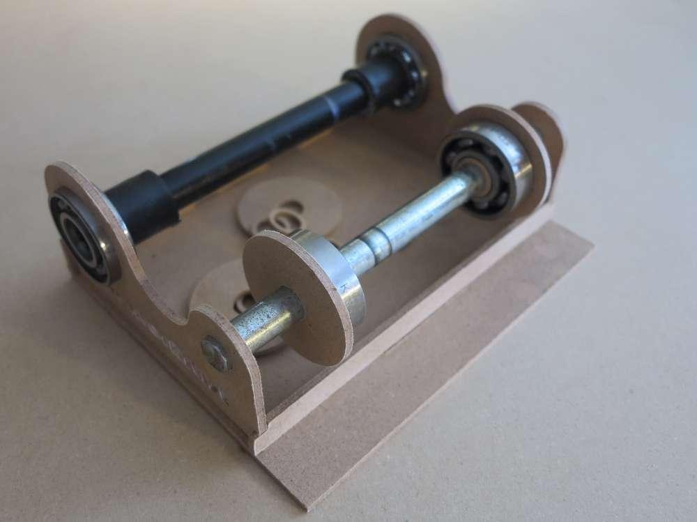 Inventorartist 187 Spool Holder For Wire Winding