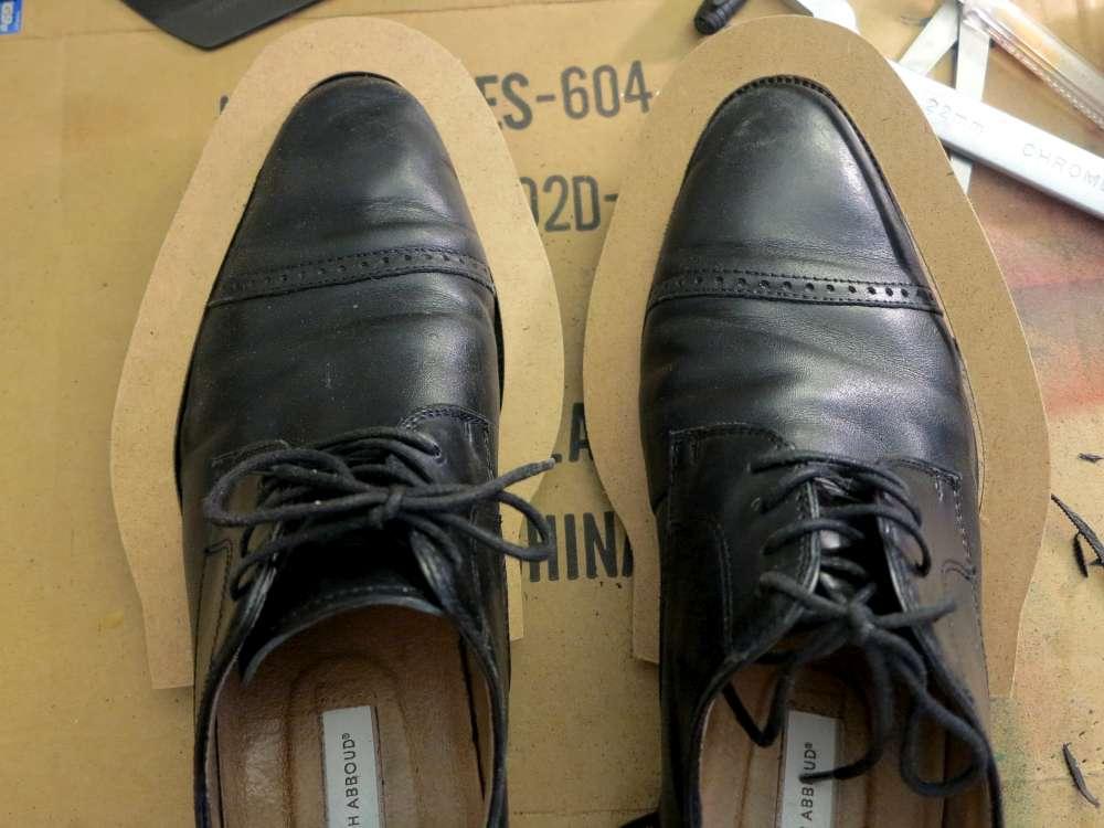Inventorartist 187 Diy Shoe Sole Protector