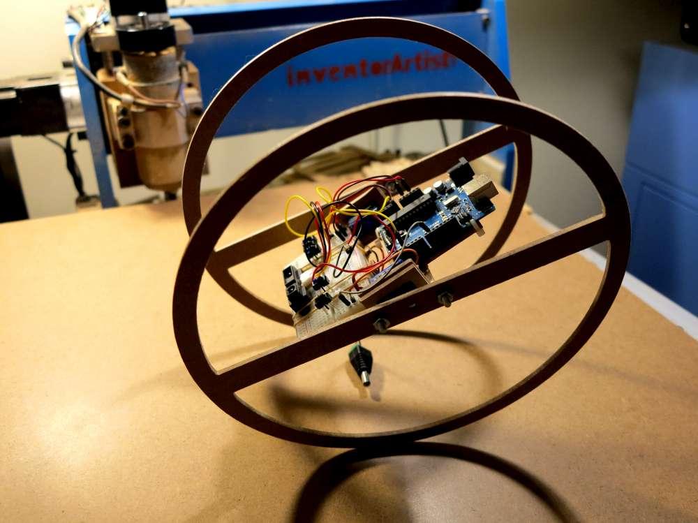 Inventorartist 187 Rollybot